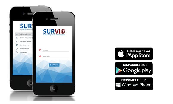 Application SURVI